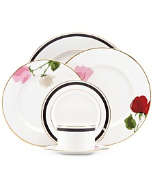 kate spade new york Rose Park 5-Pc. Place Setting