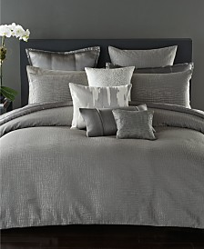 Donna Karan Surface Silk Quilted Standard Sham