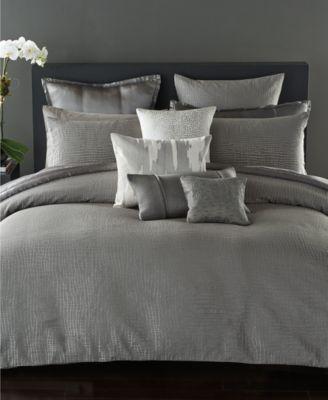 donna karan surface bedding collection