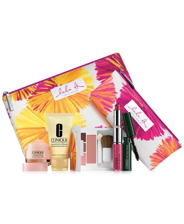 Clinique - Choose a FREE 7-Pc. Gift with $27  purchase
