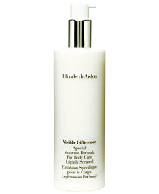 Elizabeth Arden Visible Difference Moisture Form Bodycare