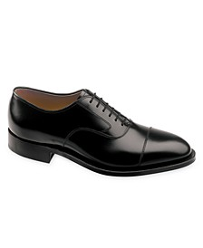 Men's Melton Cap Toe Oxford