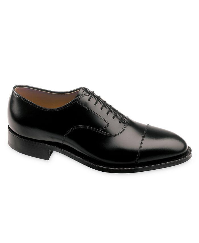 Johnston & Murphy - Shoes, Melton Cap Toe Oxfords