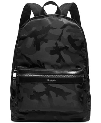 Michael Kors Kent Camo Backpack - Accessories & Wallets - Men - Macy's