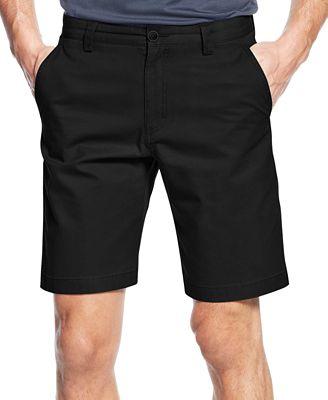 Cutter & Buck Big and Tall Men's Beckett Flat Front Shorts