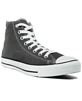 57b58807cf6f Converse Men s Chuck Taylor Hi Top Casual Sneakers from Finish Line