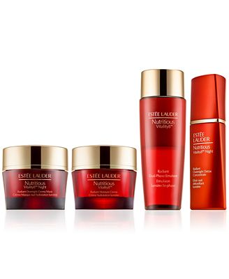 Est 233 E Lauder Nutritious Vitality8 Collection Skin Care