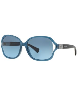Coach Sunglasses, COACH HC8121 59 CARROLL