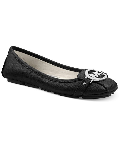 aad09a824216 Michael Kors Fulton Moc Flats & Reviews - Shoes - Macy's