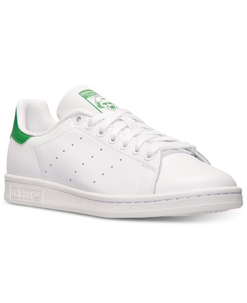 f0958d149b6 adidas Women s Stan Smith Casual Sneakers from Finish Line ...