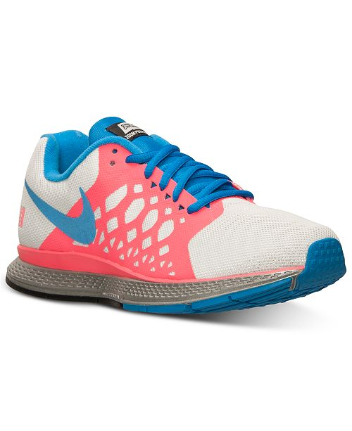 17ed25a6a4d Nike Women s Zoom Pegasus 31 Flash Chicago Running Sneakers from Finish ...
