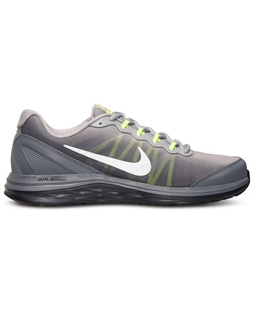 01c859b51d1e95 Nike. Men s Dual Fusion 3 Premium Running Sneakers from Finish Line. Be the  first to Write a Review. main image  main image  main image ...