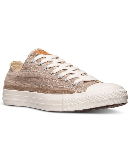 Converse Men's Chuck Taylor All Star Crafted TXT Casual Sneakers from Finish Line