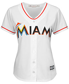 Majestic Women's Miami Marlins Cool Base Jersey