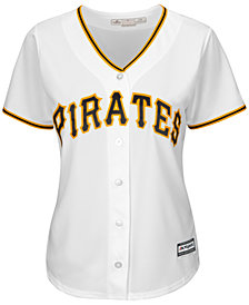 Majestic Women's Pittsburgh Pirates Cool Base Jersey