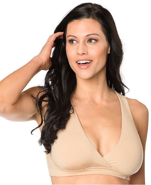 1d8246d01a A Pea in the Pod. Nursing Racerback Wrap Bra. Be the first to Write a  Review. main image  main image ...