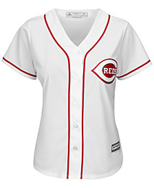 Majestic Women's Cincinnati Reds Cool Base Jersey