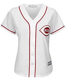 Majestic Women's Cincinnati Reds Cool Base Jersey