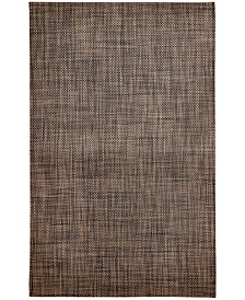 "Earth Basketweave Floor Mat, 35"" x 48"""