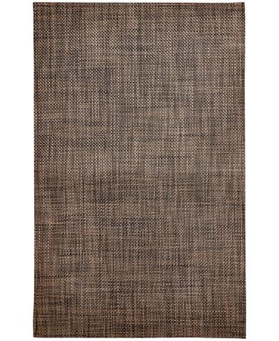 Chilewich Earth Basketweave Floor Mat, 23