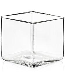 "Iittala Ruutu 4.5"" x 3"" Vase"