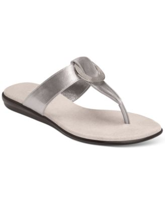 Image of Aerosoles Supper Chlub Flat Thong Sandals