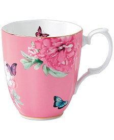 Miranda Kerr for Royal Albert Friendship Vintage Mug (Pink)
