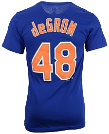 Majestic Men's Jacob deGrom New York Mets Player T-Shirt