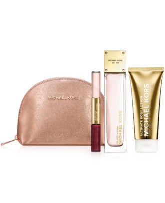 Michael Kors Glam Jasmine Jet Set Travel Gift Set