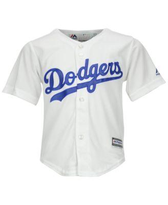 f05af252221 Majestic Toddlers  Los Angeles Dodgers Replica Jersey   Reviews - Sports  Fan Shop By Lids - Men - Macy s