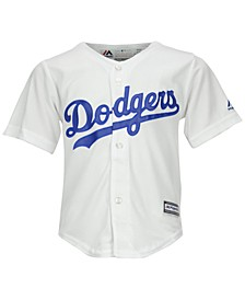 Toddlers' Los Angeles Dodgers Replica Jersey
