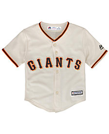 Majestic Toddlers' San Francisco Giants Replica Jersey