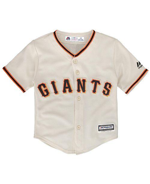 89dc2ef5dea Majestic Toddlers  San Francisco Giants Replica Jersey   Reviews ...