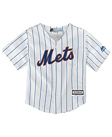 Toddlers' New York Mets Replica Jersey
