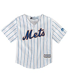 Majestic Toddlers' New York Mets Replica Jersey