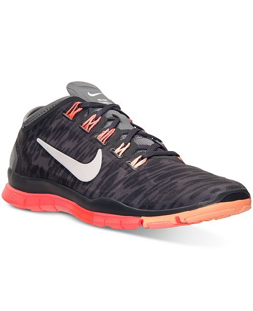 hot sale online b5298 87326 Nike Women s Free TR Connect 2 Training Sneakers from Finish ...