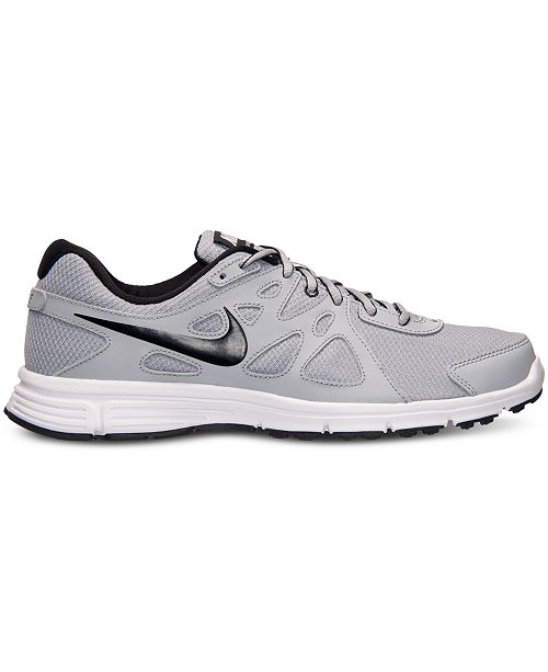 3cf4955adfb Nike Men s Revolution 2 Running Sneakers from Finish Line   Reviews ...