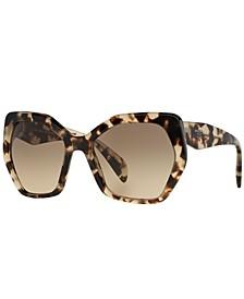 Sunglasses, PRADA PR 16RS 56