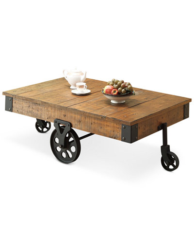 Copper Hill Coffee Table, Quick Ship