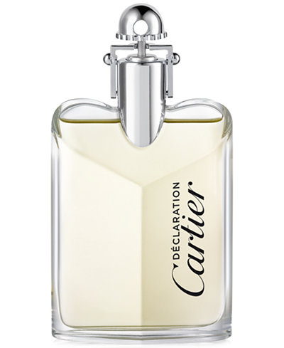 Cartier Men's Declaration Eau de Toilette, 1.6 fl oz