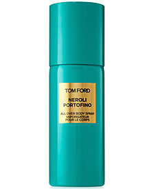 Tom Ford Neroli Portofino All Over Body Spray, 5 oz