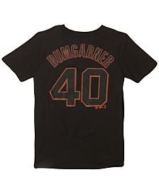 Majestic Kids' Madison Bumgarner San Francisco Giants Player T-Shirt
