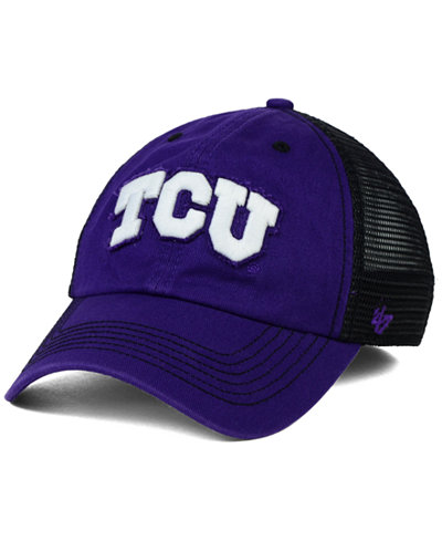 '47 Brand Texas Christian Horned Frogs Taylor Closer Cap