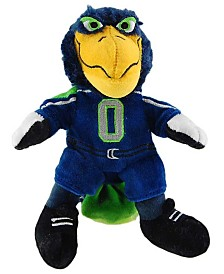 Forever Collectibles Seattle Seahawks 8-Inch Plush Mascot