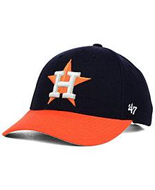 '47 Brand Houston Astros MVP Curved Cap