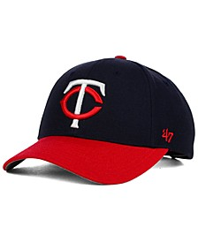 Minnesota Twins MVP Curved Cap