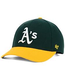 '47 Brand Oakland Athletics MVP Curved Cap