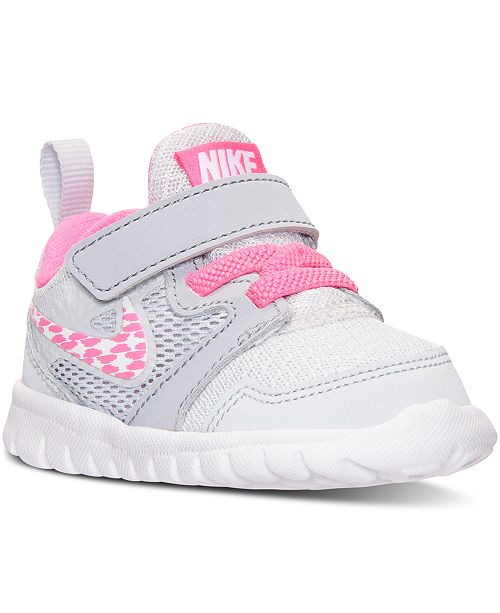 d03e34f958d5 ... Nike Toddler Girls  Flex Experience 3 Running Sneakers from Finish ...