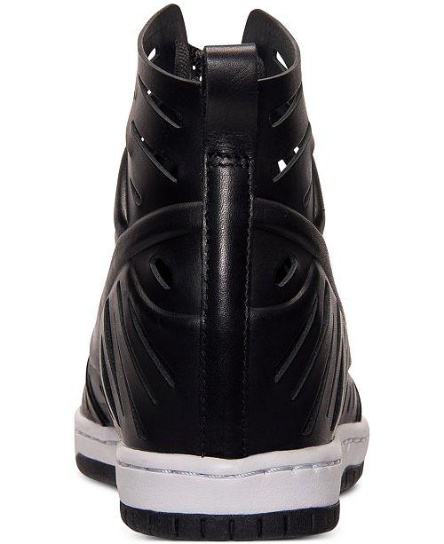 134945f0563d Nike Women s Dunk Sky Hi Joli Casual Sneakers from Finish Line ...