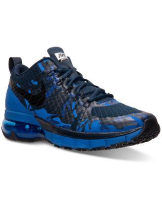 Nike Zapatillas De Deporte Para Hombre De Formación Air Max Tr180 Amp